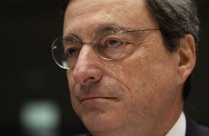 ECB holds main eurozone interest rate at 1 per cent