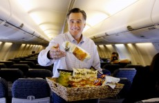 Romney holds advantage over Gingrich as Florida votes in Republican primary