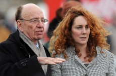 Scotland Yard loaned a police horse to Rebekah Brooks