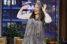 Roseanne Barr to seek US presidential bid