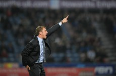 You're fired! Huddersfield give record-breaking boss Lee Clark the sack