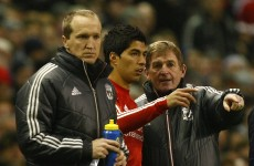Still not guilty: Dalglish re-ignites Suarez controversy