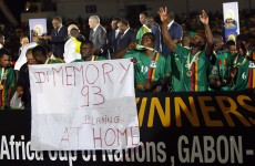 Fairytale ending as Zambia win emotional AFCON shootout