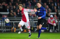 As it happened: Ajax v Manchester United, Europa League