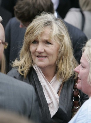 Anne Harris, pictured in 2008. Harris has been appointed editor of the Sunday Independent, succeeding her late husband