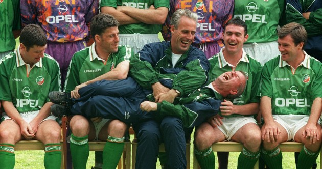 Happy birthday, Charlie: Ireland's legendary kitman turns 88