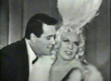 Rock Hudson and Mae West get steamy in 1957