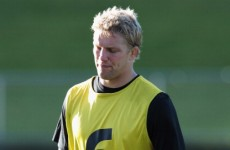 Lewis Moody forced to retire with shoulder injury