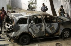 Journalist arrested over New Delhi car bomb attack