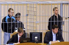 Belarus executes men convicted of subway bombing