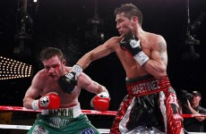 Ireland's Macklin defeated by Martinez after 11 rounds