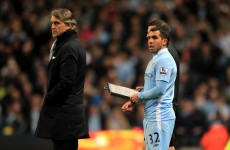 More than a win: Mancini relieved as Nasri keeps City's title hopes alive