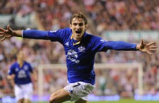 Calm down! Everton set up FA Cup semi-final with Liverpool