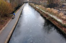 Female torso recovered from London canal