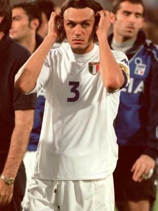 Paolo Maldini reflects on the Euro 2000 final.