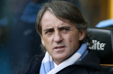 Roberto Mancini: The league is probably still United's to lose