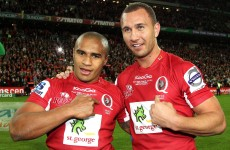 U-Turn: Genia will stay with Reds after all