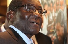 "Mugabe  arrives home – reports of illness ""hogwash"""