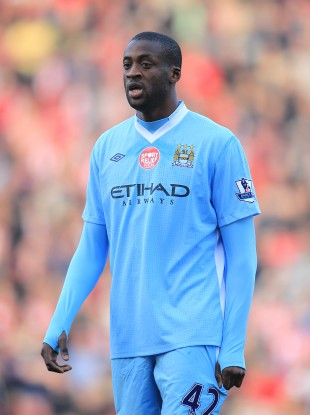 Toure has told his teammates to forget their 6-1 win at Old Trafford earlier in the season.