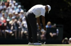 Tiger: I'm so close to turning it around