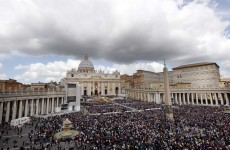 In full: Pope Benedict's Easter urbi et orbi address