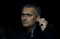 Mourinho backing 'heroes' Chelsea to leave Germany with the title