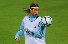 We don't like favourites' tag, admits Spain's Ramos