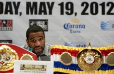Another twist: Lamont Peterson fails drugs test