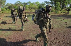 LRA commander captured by Ugandan soldiers