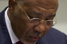 Prosecution wants 80 years for Charles Taylor