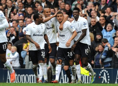 Tottenham secured a comfortable win over Blackburn at the weekend.