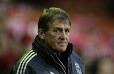 Kopping criticism: Dalglish blames defeat on players' attitude