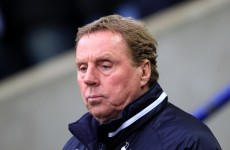 Redknapp bemoans 'slow' FA selection process