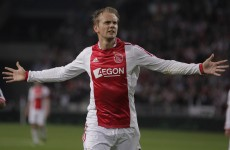 Eredivisie wrap: De Jong seals title for Ajax