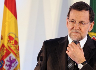 Mariano Rajoy wants to plug a €19bn gap in Bankia by giving it a government bond directly.