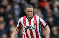Bad news: Injury puts O'Shea's Euros place in doubt