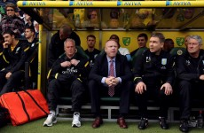Oh 'Eck! McLeish facing the sack as Lerner holds Villa talks