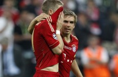 Bitter skipper Lahm optimistic for Bayern