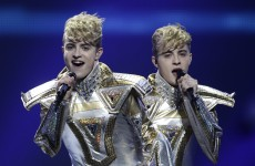 VIDEO: Jedward take on the Eurovision – Part II
