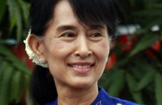 Aung San Suu Kyi to get Amnesty award from Bono during Irish visit