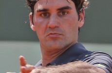 Federer equals Connors Grand Slam record