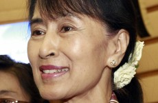 Aung San Suu Kyi to visit Ireland next month