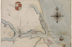 Clue to lost colony in ancient American map