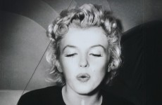 Happy birthday Marilyn!