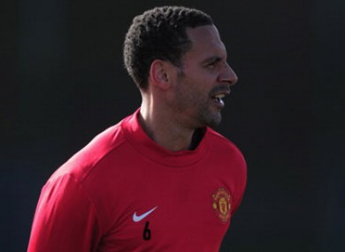 Ferdinand hinted he may now retire from international football in his tweet.