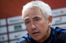 Dutch coach Van Marwijk promises attacking football