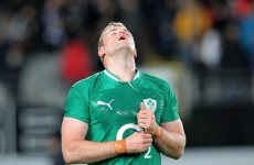 'We've got to wear it' – Irish players reflect on their humbling defeat