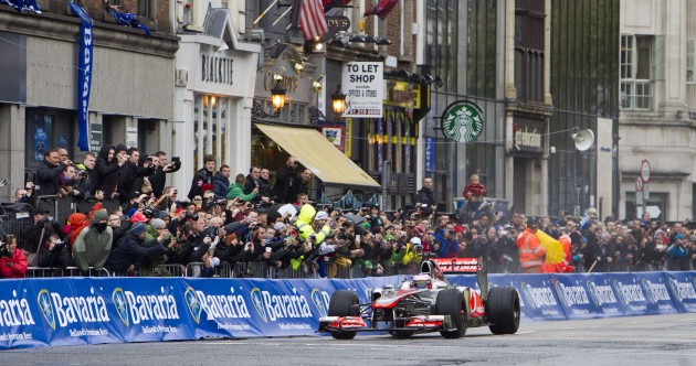 Video, pictures: Over 110,000 attend Bavaria City race in Dublin