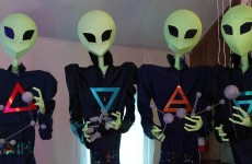 New poll says Obama better than Romney… at dealing with alien invasion