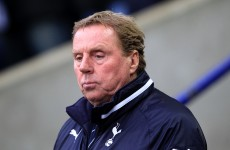 Harry Redknapp to leave Spurs – reports